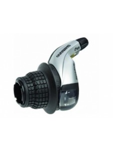 SHIMANO Шифтер SL-RS45-L TOURNEY REVO SHIFT, левый, 3 скорости (SIS), трос 1800мм, б/уп.